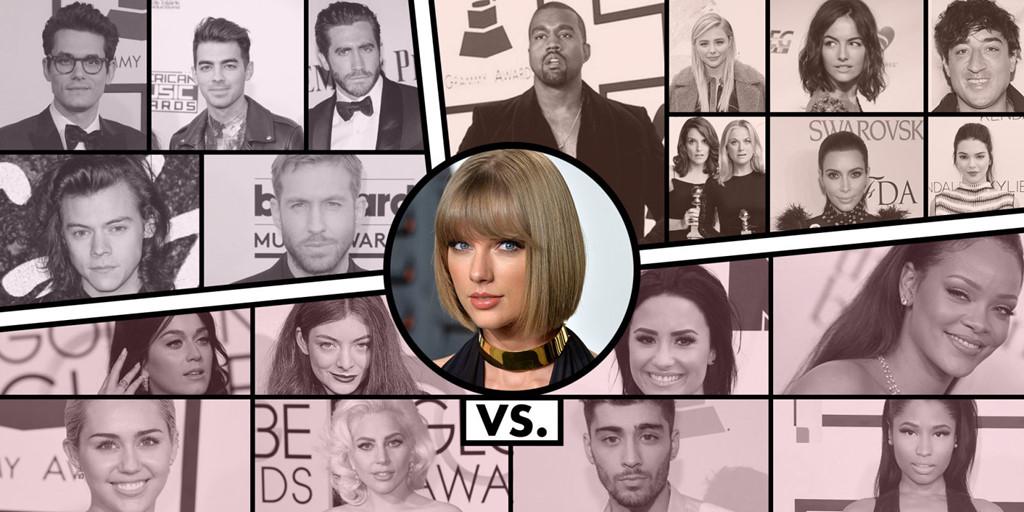 Nữ hoàng chiêu trò Taylor Swift: Tất cả đều chịu thua trước nàng