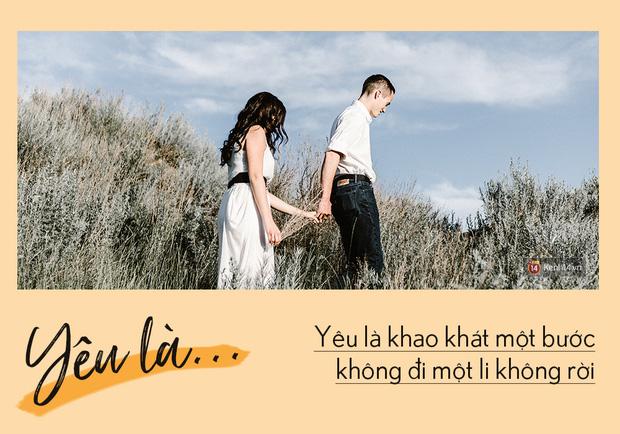 Ai trong đời cũng khao khát tình yêu, nhưng tình yêu là gì?