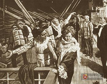 Có những chuyện tình bi thương vượt xa cả Jack và Rose chìm dưới lòng đại dương theo con tàu Titanic - Ảnh 9.