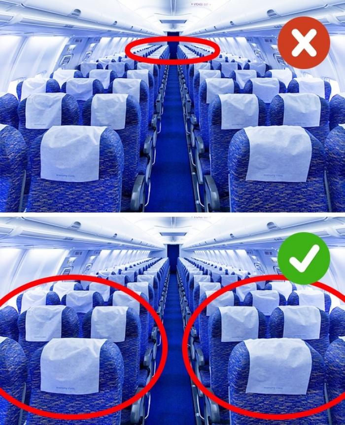 Nếu không muốn cơ thể gặp nguy, đừng bao giờ làm 6 điều này khi đi máy bay - Ảnh 5.