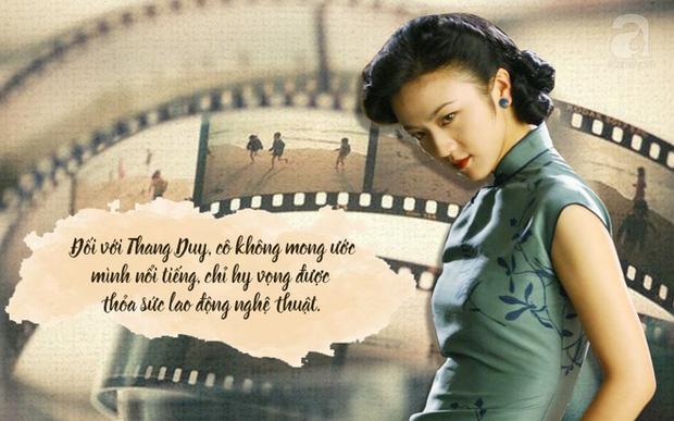 """Thang Duy - mỹ nhân Trung Quốc bị khán giả quê nhà quay lưng nhưng được cả thế giới """"ôm vào lòng"""" - Ảnh 2."""