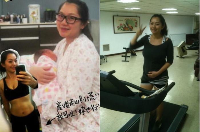 Giảm cân chưa đủ, bà mẹ 4 con lột xác ngoạn mục sau sinh còn nhờ bí quyết này nữa