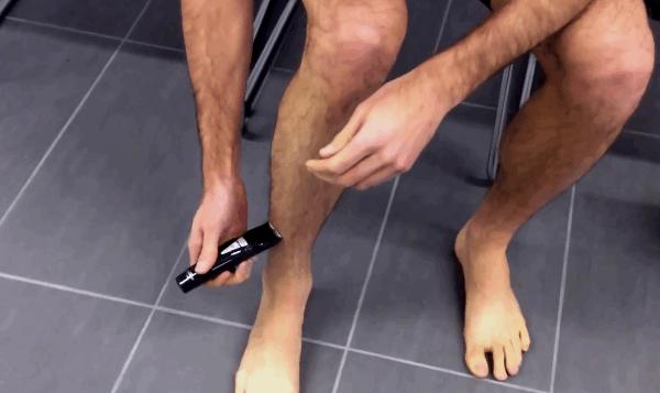 Có phải cứ cạo lông chân xong chúng sẽ mọc dày và đen hơn? - Ảnh 1.