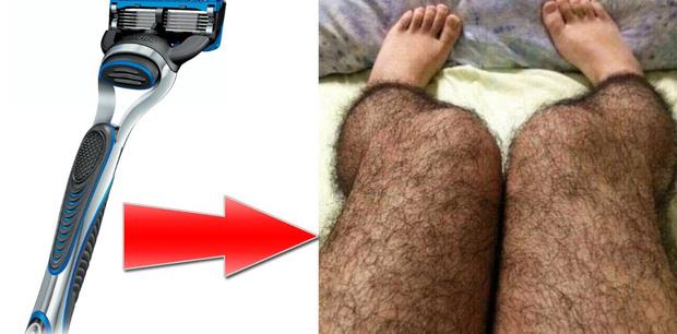 Có phải cứ cạo lông chân xong chúng sẽ mọc dày và đen hơn? - Ảnh 2.