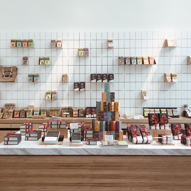 Maison Marou Hanoi: Cuối cùng thì cửa hàng chocolate ngon nhất thế giới cũng đã về với Hà Nội rồi đây! - Ảnh 6.