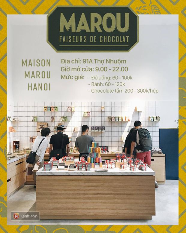 Maison Marou Hanoi: Cuối cùng thì cửa hàng chocolate ngon nhất thế giới cũng đã về với Hà Nội rồi đây! - Ảnh 2.