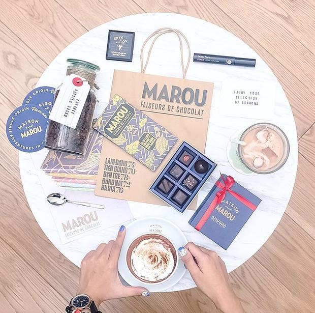 Maison Marou Hanoi: Cuối cùng thì cửa hàng chocolate ngon nhất thế giới cũng đã về với Hà Nội rồi đây! - Ảnh 17.