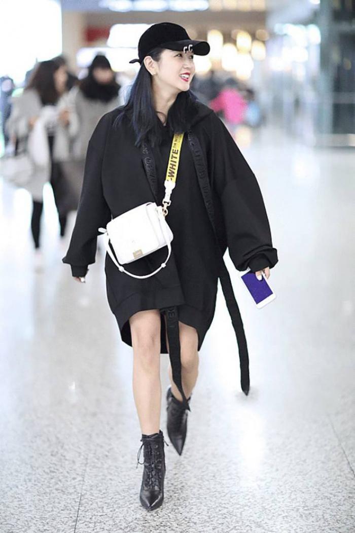 Học tập 3 xu hướng thời trang mới từ sao Hoa ngữ có thể khiến người mặc như trẻ ra vài tuổi - Ảnh 21.
