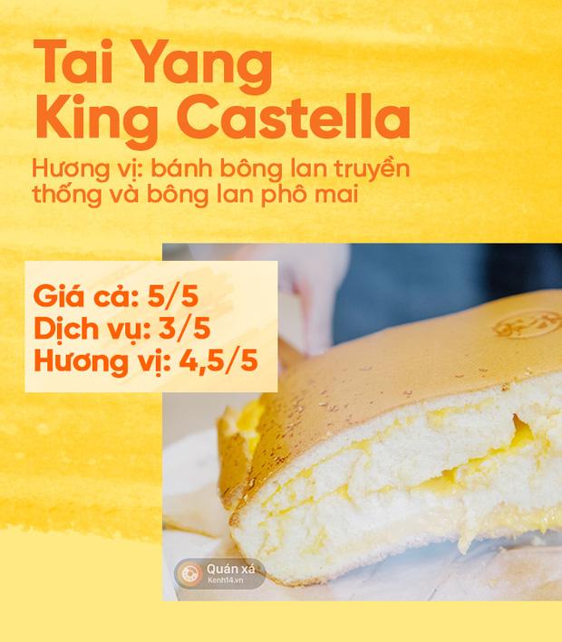 Bánh bông lan phô mai - món lạ quen thuộc đang đại náo phố đi bộ Nguyễn Huệ - Ảnh 12.