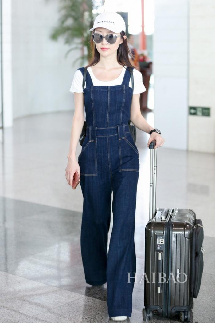 Học tập 3 xu hướng thời trang mới từ sao Hoa ngữ có thể khiến người mặc như trẻ ra vài tuổi - Ảnh 6.