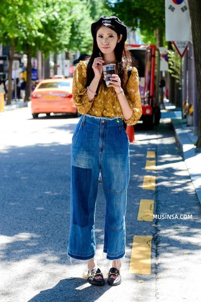 Giới trẻ Hàn Quốc lại mang đến cả tá gợi ý mặc đẹp mà chẳng cần cầu kỳ qua street style mãn nhãn - Ảnh 10.