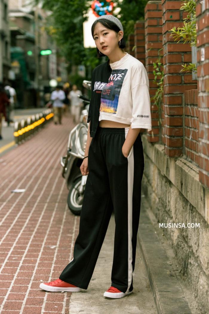 Giới trẻ Hàn Quốc lại mang đến cả tá gợi ý mặc đẹp mà chẳng cần cầu kỳ qua street style mãn nhãn - Ảnh 11.