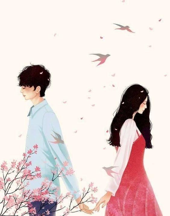 Điều buồn nhất là một người nhớ tất cả, còn một người vô tình quên...