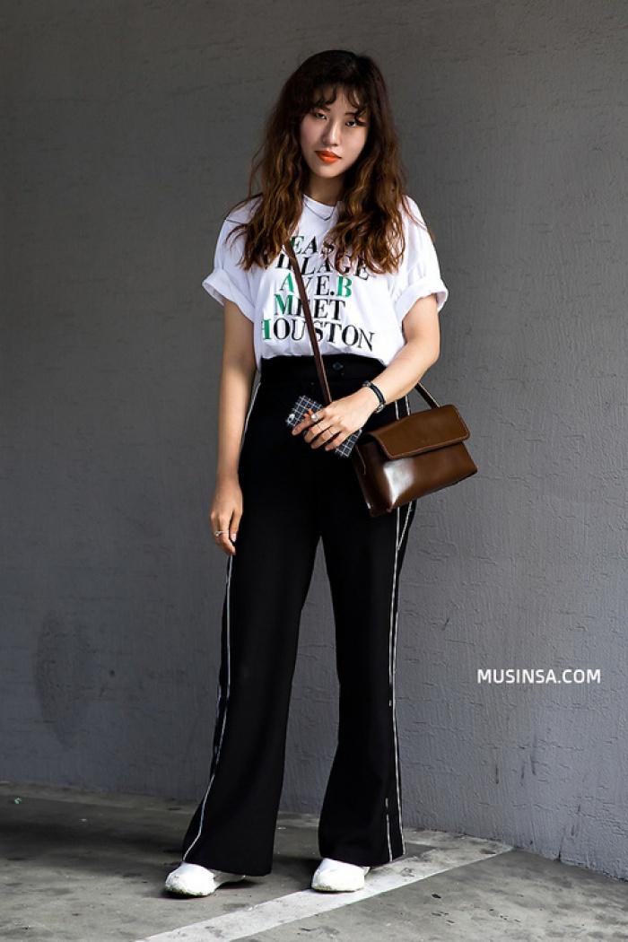 Giới trẻ Hàn Quốc lại mang đến cả tá gợi ý mặc đẹp mà chẳng cần cầu kỳ qua street style mãn nhãn - Ảnh 4.