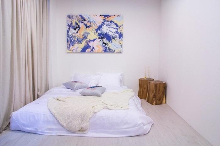 Những căn phòng ngủ chẳng cần đến giường nhưng khiến ai cũng thích - Ảnh 15.