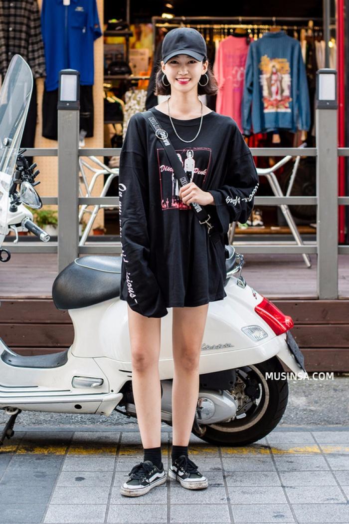 Giới trẻ Hàn Quốc lại mang đến cả tá gợi ý mặc đẹp mà chẳng cần cầu kỳ qua street style mãn nhãn - Ảnh 8.