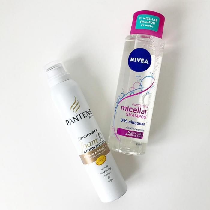 Gội đầu bằng micellar water: giải pháp mới dành cho những cô nàng có mái tóc yếu, tóc nhuộm