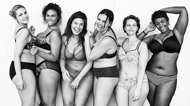 """Khi """"chuẩn mực hoàn hảo"""" không có chỗ cho những kẻ quá béo hay quá gầy"""