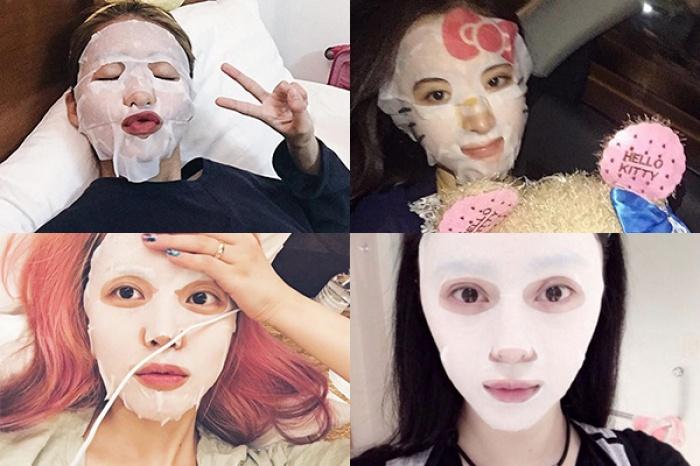 Lý do 'người người nhà nhà' đều nghiện đắp mặt nạ giấy làm đẹply-do-nguoi-nguoi-nha-nha-deu-nghien-dap-mat-na-giay-lam-dep