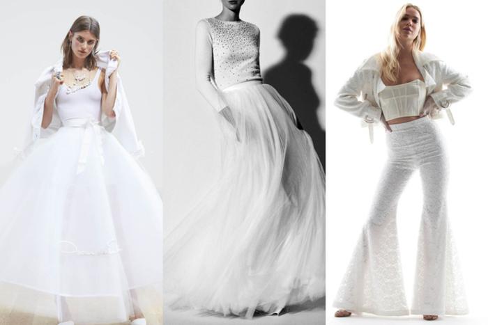Nếu cưới năm nay, đừng bỏ qua những thiết kế váy cưới đẹp nín thở này