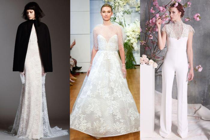 Nếu cưới năm nay, đừng bỏ qua những thiết kế váy cưới đẹp không tưởng này! - Ảnh 5.