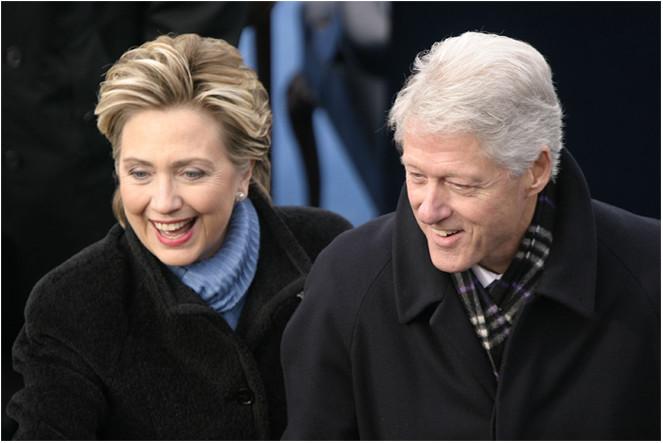 Hilary Clinton: Tha thứ là một sự lựa chọn. Tôi không bao giờ nghi ngờ tình yêu mà Bill dành cho mình - Ảnh 10.
