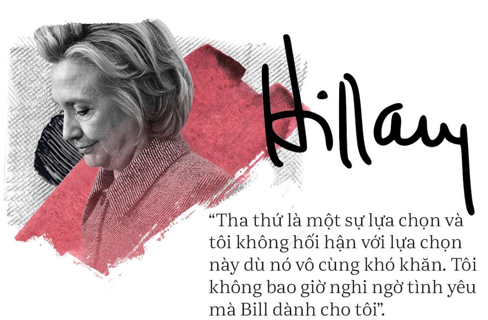 Hilary Clinton: Tha thứ là một sự lựa chọn. Tôi không bao giờ nghi ngờ tình yêu mà Bill dành cho mình - Ảnh 11.