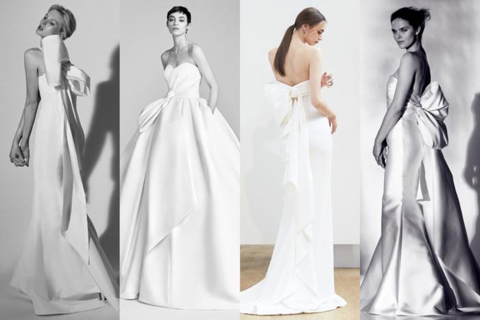Nếu cưới năm nay, đừng bỏ qua những thiết kế váy cưới đẹp không tưởng này! - Ảnh 1.