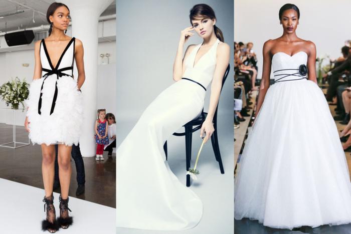 Những thiết kế váy cưới đẹp nín thở cho mùa cưới 2018