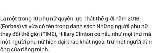 Hilary Clinton: Tha thứ là một sự lựa chọn. Tôi không bao giờ nghi ngờ tình yêu mà Bill dành cho mình - Ảnh 1.