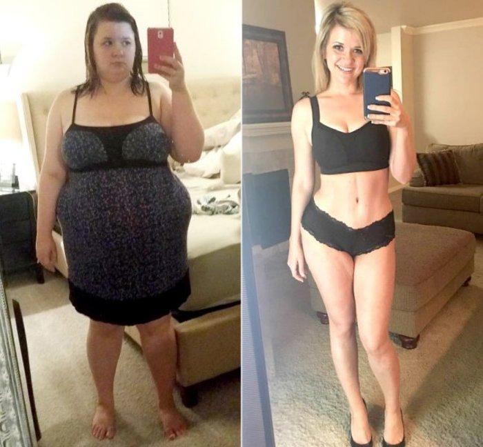 """Bị bạn trai gọi là """"con hà mã béo ú"""", cô nàng 125 kg quyết định chia tay và khiến anh ta phải hối hận"""