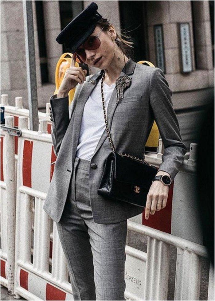 8 cách diện blazer đẹp hút mắt cho nàng công sở ngày thu