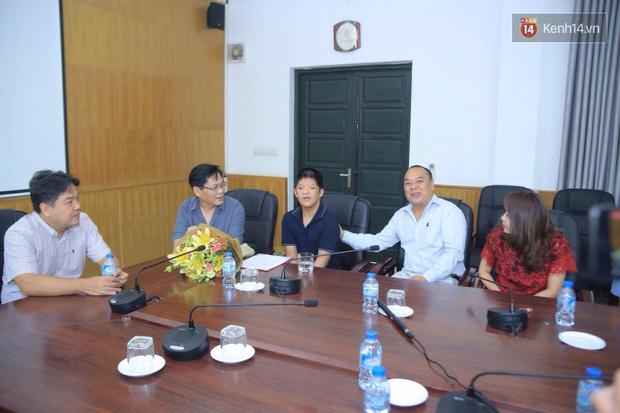 Bôm chính thức nhận học bổng 2 năm từ Học viện Âm nhạc Quốc gia Việt Nam - Ảnh 6.