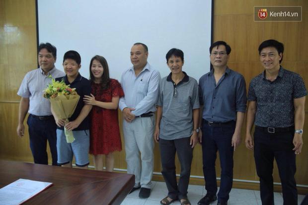 Bôm chính thức nhận học bổng 2 năm từ Học viện Âm nhạc Quốc gia Việt Nam - Ảnh 10.