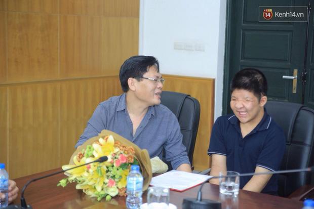 Bôm chính thức nhận học bổng 2 năm từ Học viện Âm nhạc Quốc gia Việt Nam - Ảnh 5.