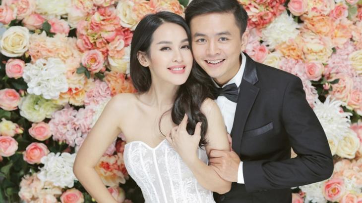 Những bộ ảnh cưới đẹp như mơ của sao - ELLE Việt Nam