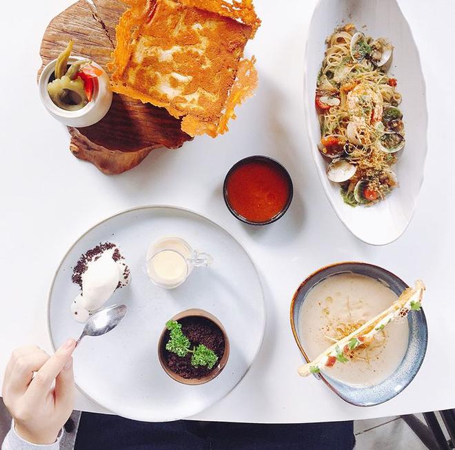 3 cửa hàng bistro ở Sài Gòn đủ các tiêu chuẩn ngon, đẹp, ấm cúng và giá hợp lý