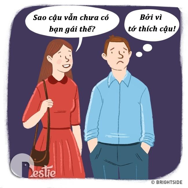 15 câu nói khó đỡ của con gái khiến đàn ông thấy
