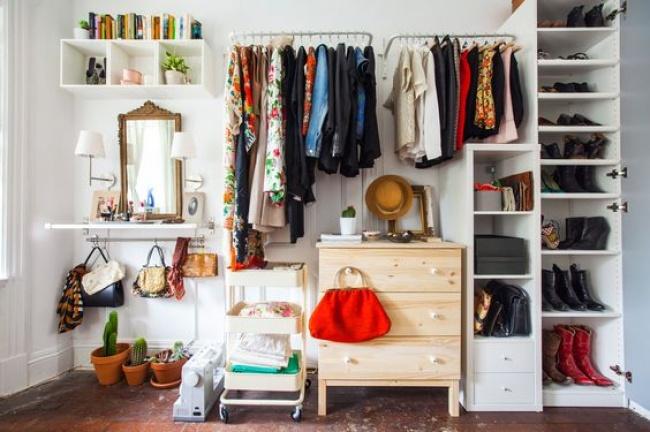 Học người Nhật Bản 9 phương pháp sắp xếp đồ đạc giúp nhà nhỏ hẹp đến mấy cũng vô cùng ngăn nắp - Ảnh 6.
