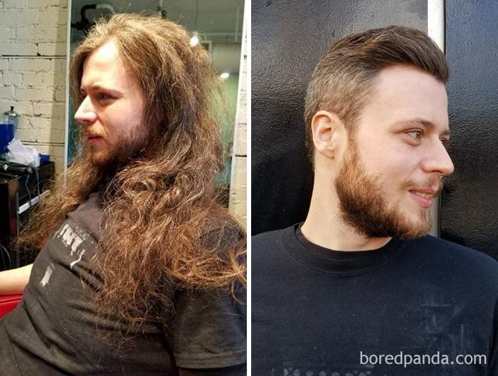 Thực tế chứng minh: Đàn ông vớ được thợ cắt tóc giỏi thì lột xác còn hơn cả phẫu thuật thẩm mỹ! - Ảnh 8.