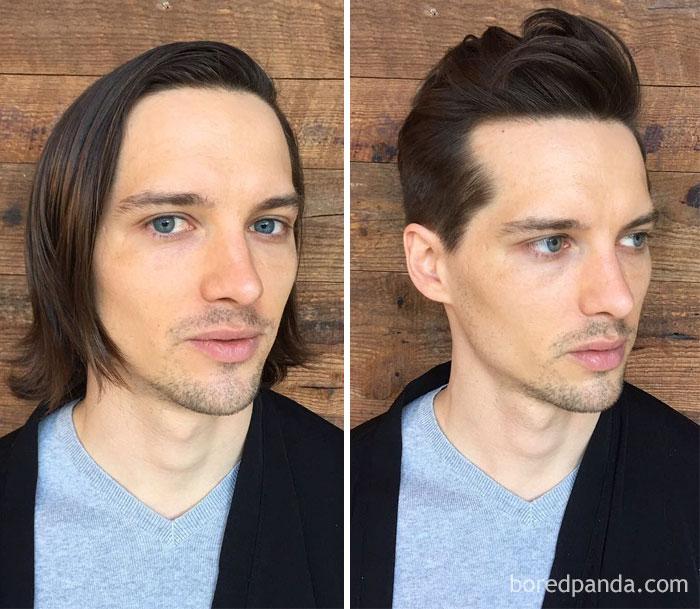 Thực tế chứng minh: Đàn ông vớ được thợ cắt tóc giỏi thì lột xác còn hơn cả phẫu thuật thẩm mỹ! - Ảnh 10.