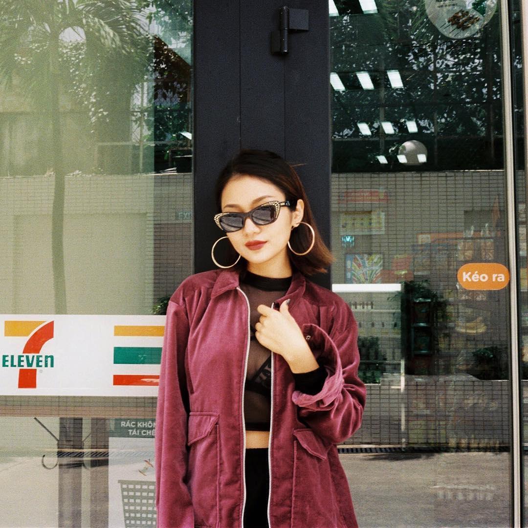 Nhỏ xinh nhưng lợi hại, đây là món phụ kiện nâng tầm nhan sắc và phong cách đang được các hot girl Việt diện hoài không chán - Ảnh 5.