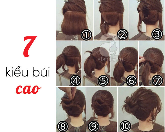"""Dù dài hay ngắn, các nàng cũng sẽ """"đổ rầm"""" trước 15 kiểu tóc khiến chàng ngẩn ngơ trong dịp 20/10 này!"""