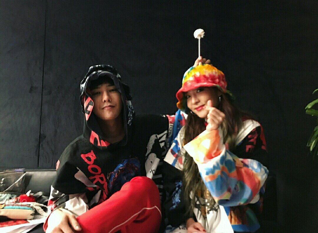 Bao năm được gán ghép tình cảm với G-Dragon, Dara cuối cùng đã thổ lộ lòng mình - Ảnh 4.