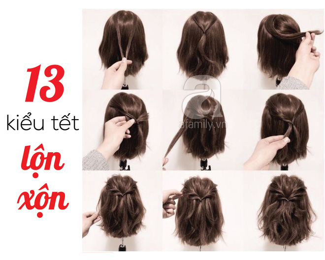 Dù dài hay ngắn, các nàng cũng sẽ đổ rầm trước 15 kiểu tóc khiến chàng ngẩn ngơ trong dịp 20/10 này! - Ảnh 13.