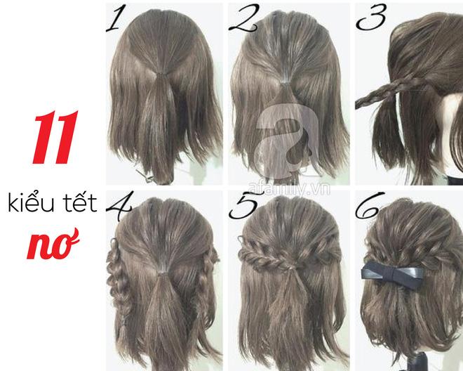Dù dài hay ngắn, các nàng cũng sẽ đổ rầm trước 15 kiểu tóc khiến chàng ngẩn ngơ trong dịp 20/10 này! - Ảnh 11.