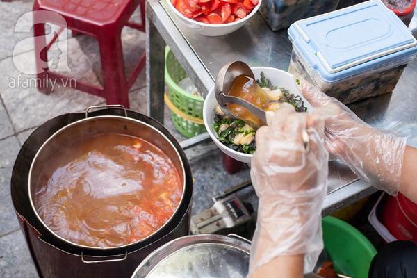 6 quán ăn sáng ngon trên phố cổ, toàn những món siêu hợp với trời lạnh, giá chỉ dưới 30 nghìn