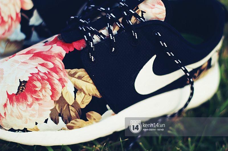Clip: Jillian Nguyễn, đầu giày xinh đẹp vừa sở hữu gia tài sneakers đáng nể vừa có tài custom giày cực đỉnh - Ảnh 8.