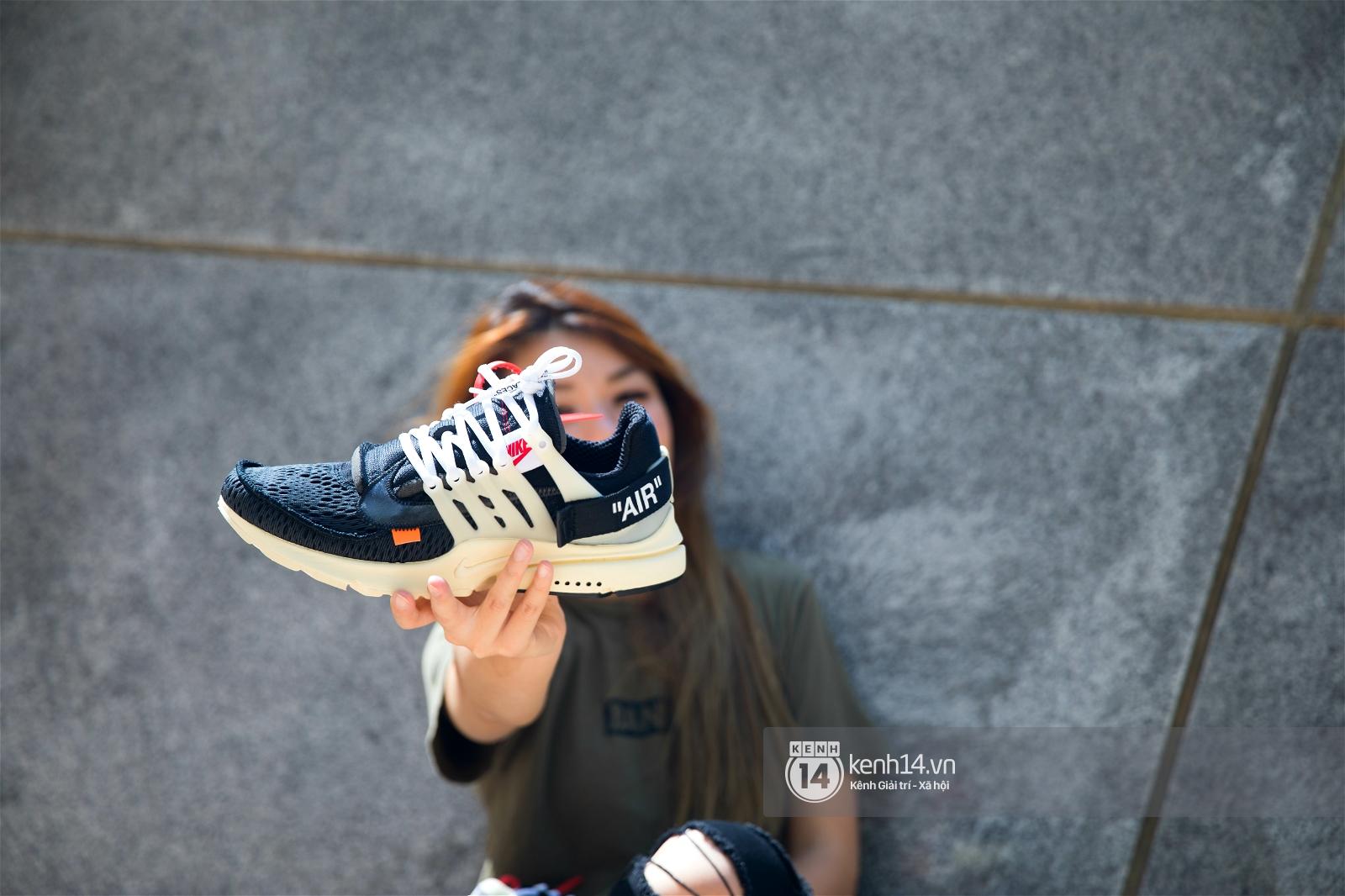 Clip: Jillian Nguyễn, đầu giày xinh đẹp vừa sở hữu gia tài sneakers đáng nể vừa có tài custom giày cực đỉnh - Ảnh 13.