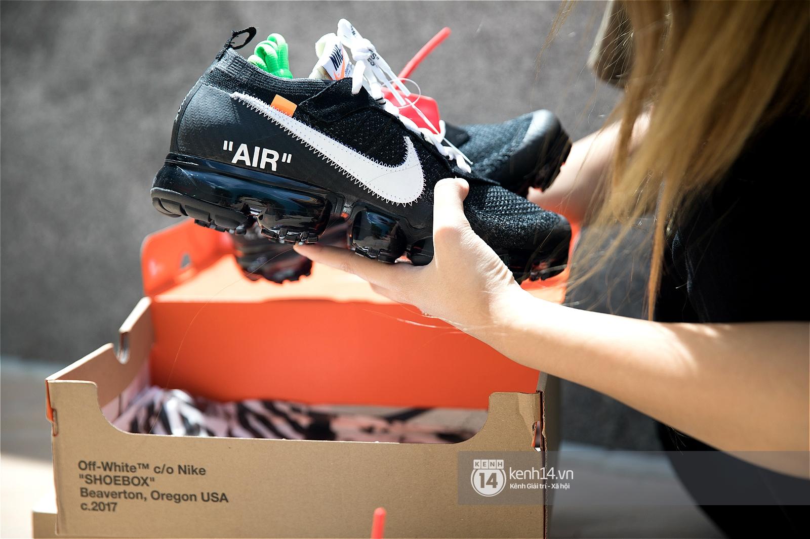 Clip: Jillian Nguyễn, đầu giày xinh đẹp vừa sở hữu gia tài sneakers đáng nể vừa có tài custom giày cực đỉnh - Ảnh 12.